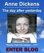 Anne Dickens | The day after yesterday